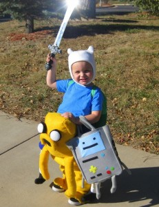 Adventure Time Costumes for Kids