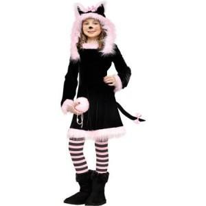 Child Raccoon Costume