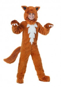 Fox Furry Costume