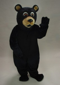 Furry Bear Costume