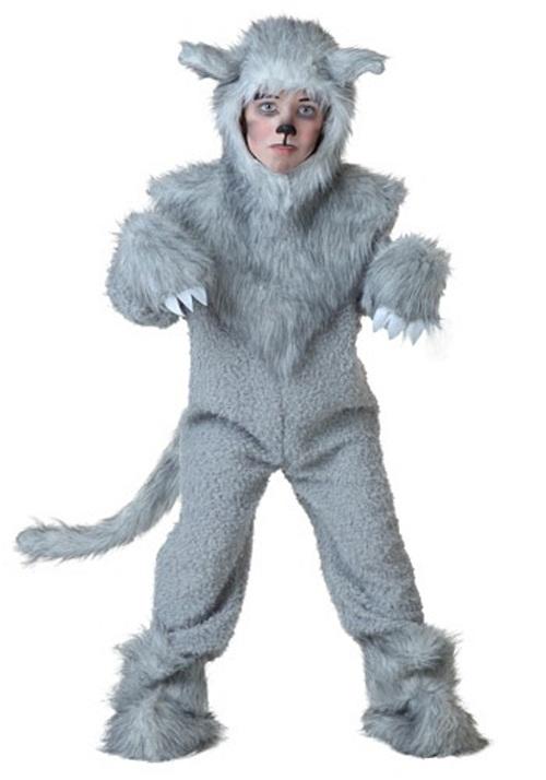 Wolf furry costume - photo#2