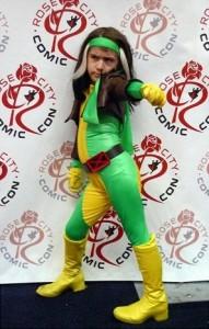 Kids Rogue Costume