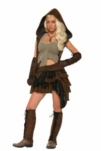 Medieval Rogue Costume