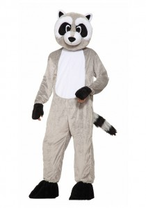 Raccoon Costume Mens