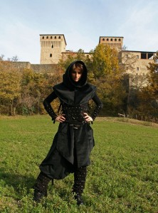 Rogue Costume Black