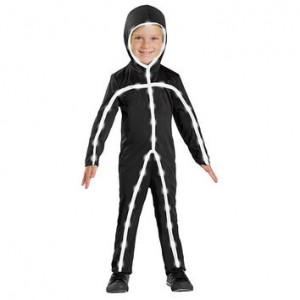 Stick Figure Costume Kids
