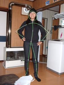 Stick Figure Costumes