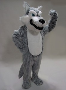 Wolf Furry Costume