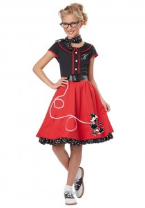 50s Costumes for Girls