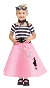 50s Costumes for Kids