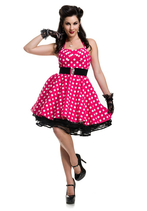 Thank you 50 S pin up girl costumes her