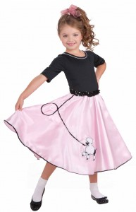 50s Toddler Costume