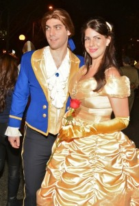 Adult Beauty and The Beast Costume