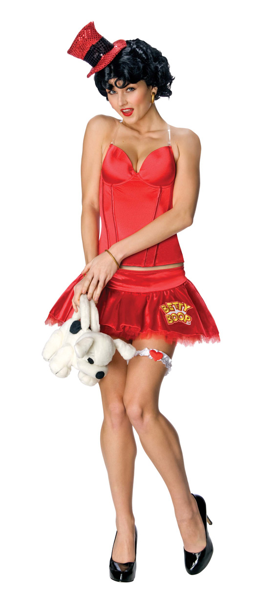 sexy betty boop costume - photo #9