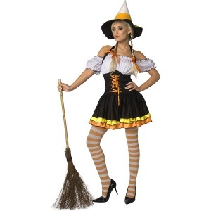 Adult Candy Corn Costume