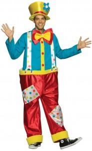 Adult Circus Costumes