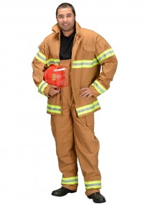 Adult Fireman Costume