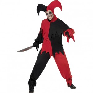 Adult Jester Costume
