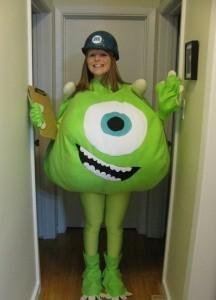 Adult Mike Wazowski Costume