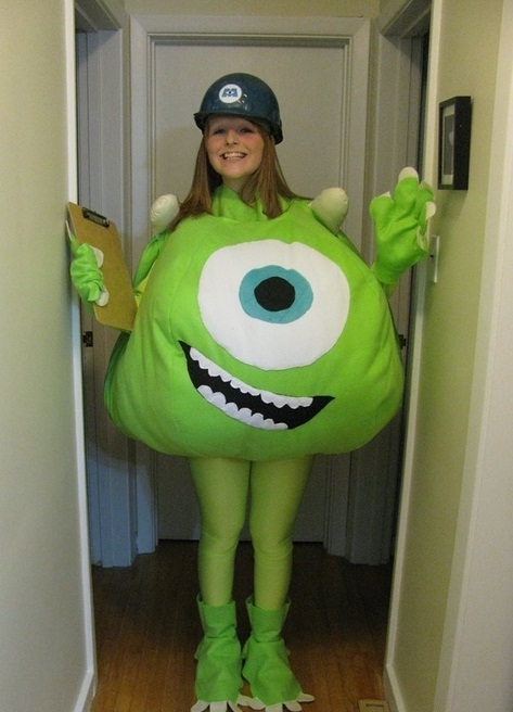 66ae697ebbcc Mike Wazowski Costumes (for Men