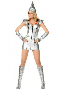 Adult Tin Man Costume