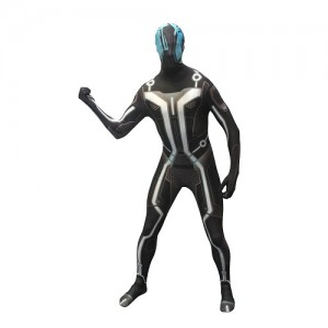Adult Tron Costume