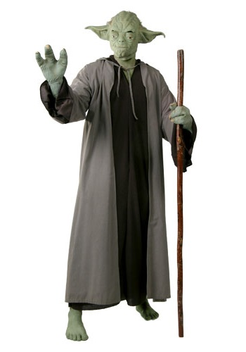 Adult Yoda Costumes  Star Wars Clone Wars