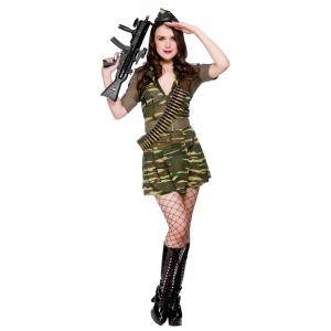 Army Costumes for Girls