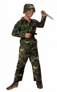Army Costumes for Kids