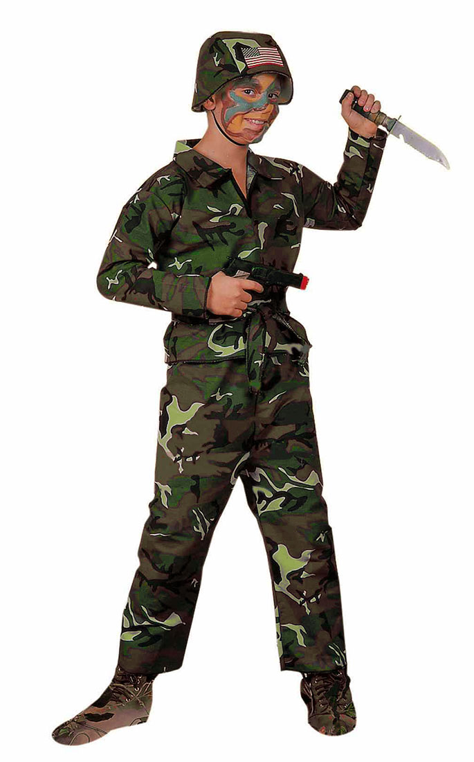 Army Costumes For Men Women Kids Parties Costume