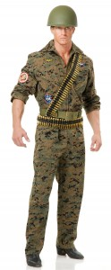 Army Costumes for Men