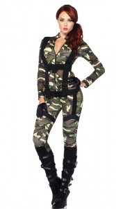 Army Costumes for Womens