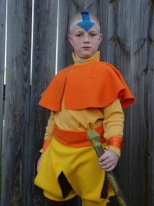 Avatar Aang Costume
