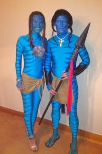 Avatar Costume Design