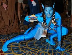 Avatar Costume Male