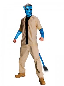 Avatar Costume Men