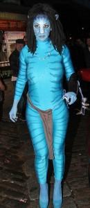 Avatar Costume for Women