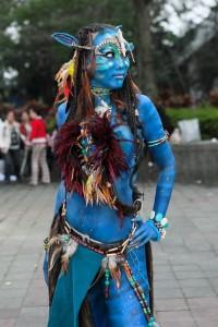 Avatar Halloween Costume