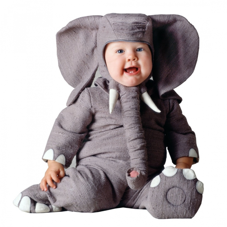 Infant Monkey Halloween Costume