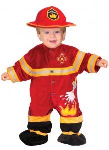 Baby Fireman Costume