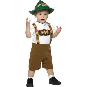 Baby Lederhosen Costume