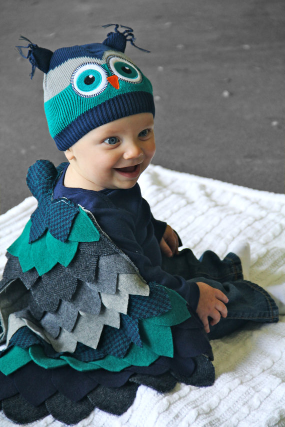 Baby Owl Costumes  sc 1 st  Parties Costume & Owl Costumes (for Men Women Kids) | Parties Costume