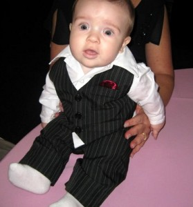 Baby Pimp Costume