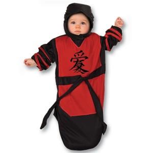 Baby Samurai Costume