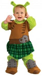Baby Shrek Costume