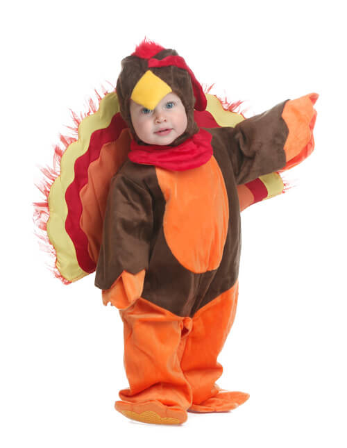 Turkey Costumes (for Men, Women, Kids) | Parties Costume