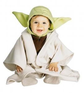 Baby Yoda Costume