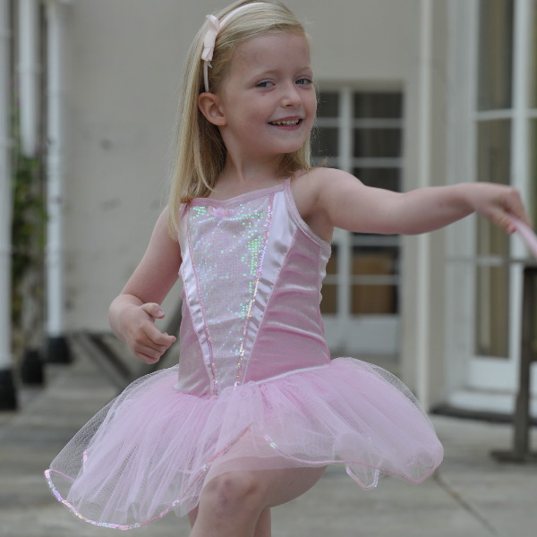 76d61f6bffc7 Ballerina Costume For Toddlers   Sc 1 St Walmart