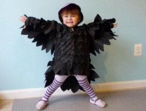 Baltimore Ravens Costume