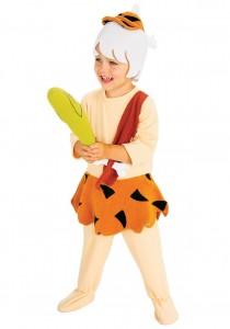 Bam Bam Costume Girl